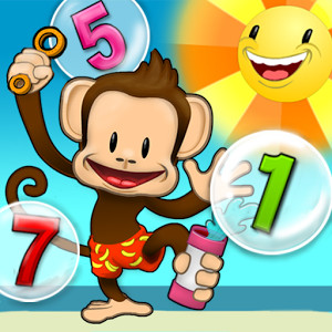 Monkey Math School