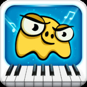 Piano Dust Buster- Song Game